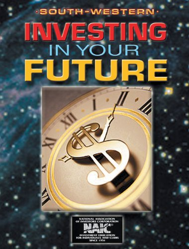 9780538686075: Investing In Your Future (with CD-ROM)
