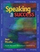 9780538686556: Speaking for Success