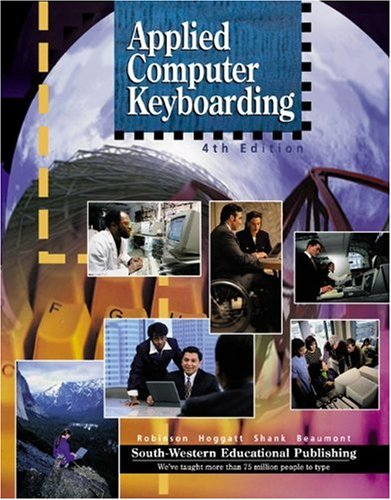 9780538687607: Applied Computer Keyboarding