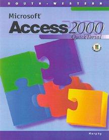 9780538688581: Microsoft Access 2000, QuickTorial