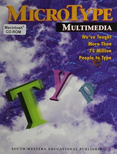 Microtype Multimedia: Macintosh Cd-Rom Network: South-Western (Editor)