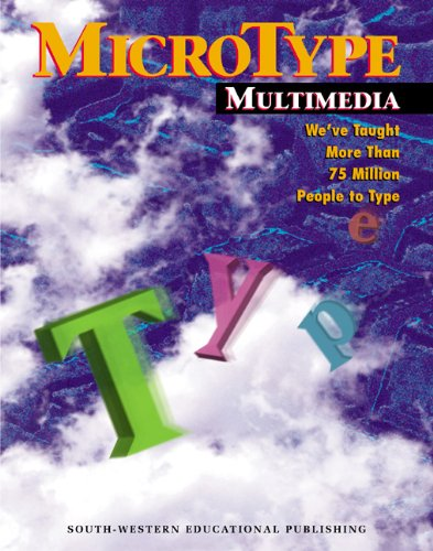 MicroType Multimedia: CD-ROM Individual Station, Mac (053868867X) by South-Western Educational Publishing