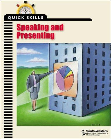 Quick Skills: Speaking and Presenting (Quick Skills): Career Solutions Training