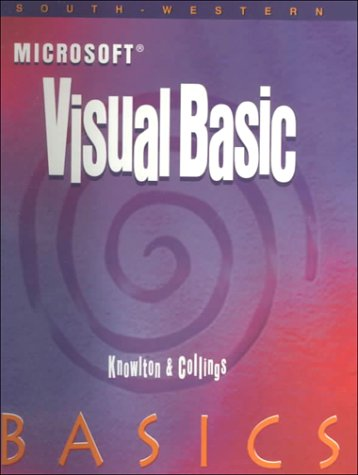 9780538690836: Microsoft Visual Basic BASICS