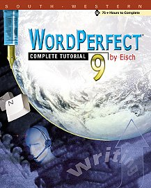 9780538692458: Word Perfect 9 Complete Tutorial