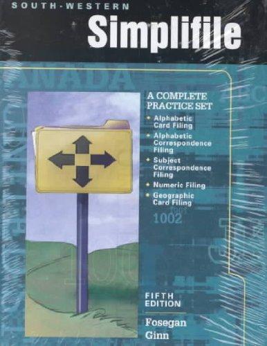 9780538693271: Simplifile: A Complete Practice Set
