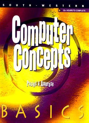 9780538695015: Computer Concepts Basics