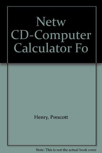 9780538695459: Netw CD-Computer Calculator Fo