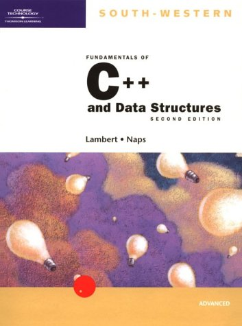 9780538695640: Fundamentals of C++ and Data Structures: Advanced Course
