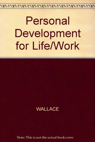 Personal Development for Life/Work (0538697970) by Masters Wallace