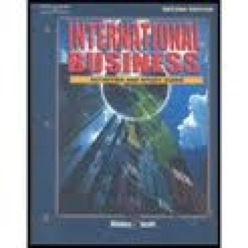 9780538698573: International Business 2E - Activities and Study Guide