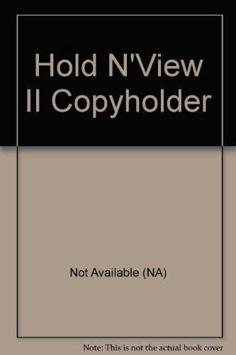 9780538699105: Hold N'View II Copyholder