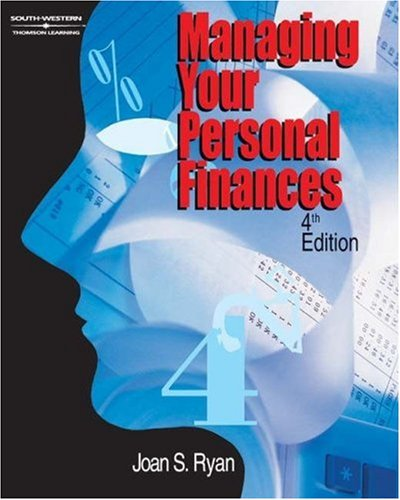 9780538699587: Managing Your Personal Finances
