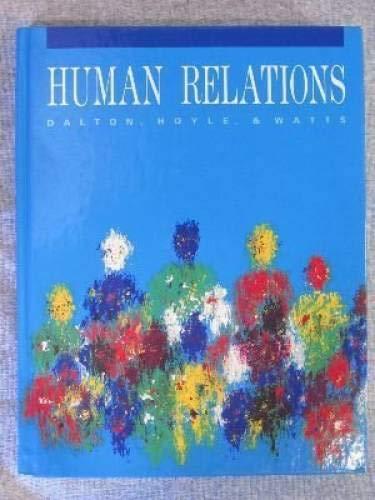 9780538703680: Human Relations