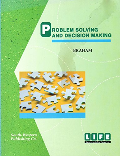 9780538705554: Problem Solving and Decision Making (South-Western's Life Series)