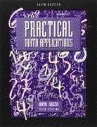 9780538707268: Practical Math Applications: Textbook (Mb - Business/Vocational Math Series)