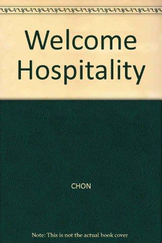 9780538708364: Welcome Hospitality
