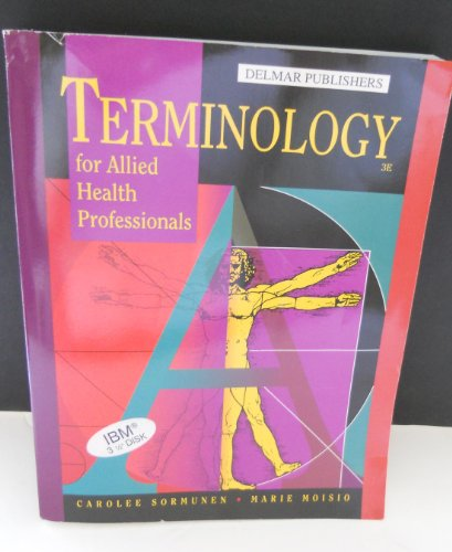 9780538711517: Terminology for Allied Health Professionals