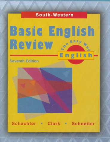 9780538717595: Basic English Review:: English the Easy Way