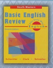 9780538717601: Basic English Review: English the Easy Way