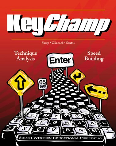 9780538720724: KeyChamp: Text/Disk Package