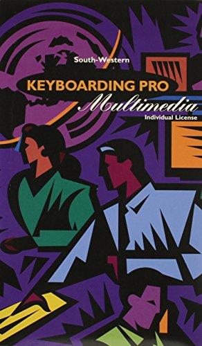 9780538722766: Keyboarding Pro Multimedia, Windows Individual User CD-Rom