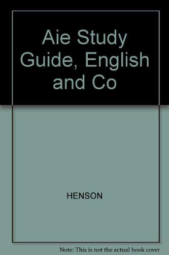 English & Communication for Colleges: Ed.D Thomas L.