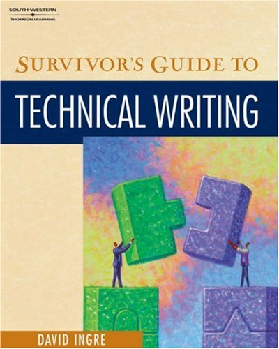 9780538725781: Survivor's Guide To Technical Writing (with CD-ROM)