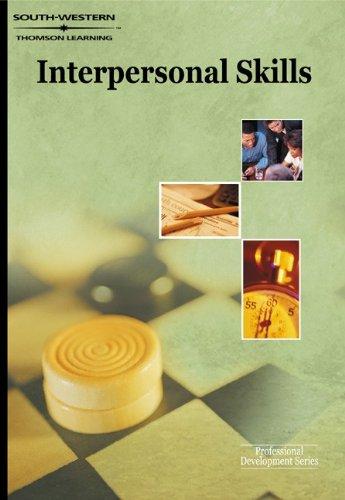 Interpersonal Skills: The Professional Development Series: Marlene Caroselli