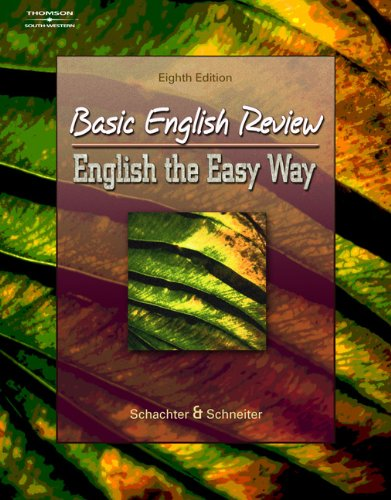 9780538727204: Basic English Review: English the Easy Way