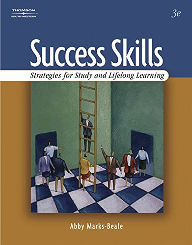 9780538729635: Success Skills: Strategies for Study and Lifelong Learning