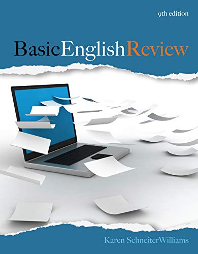 9780538730952: Basic English Review (Business Communications)