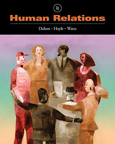 9780538731089: Human Relations (Available Titles CourseMate)