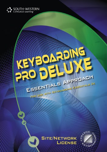 Keyboarding Pro Deluxe Essentials Version 1.3 Keyboarding,: South-Western Educational Publishing
