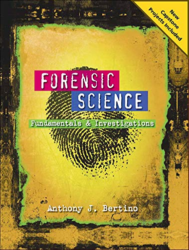 9780538731553: Forensic Science: Fundamentals and Investigations 2012 Update