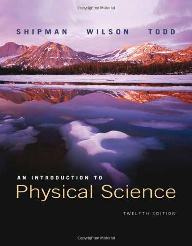 9780538731874: Introduction to Physical Science, Revised Edition (Available 2010 Titles Enhanced Web Assign)