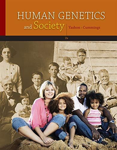 9780538733212: Human Genetics and Society
