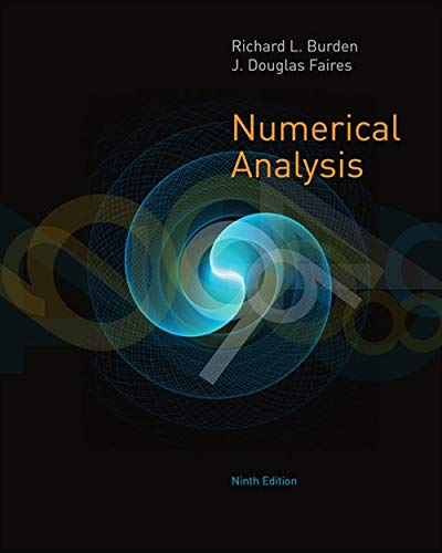 9780538733519: Numerical Analysis
