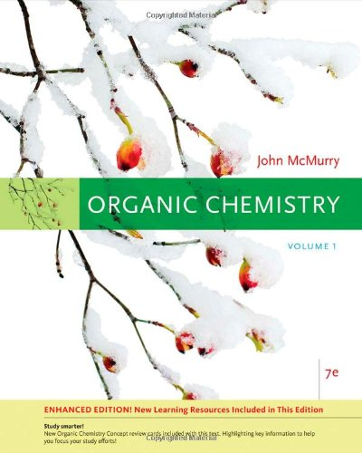 9780538733953: Organic Chemistry, Enhanced Edition, Volume 1 (with OWL Printed Access Card for Organic Chemistry)