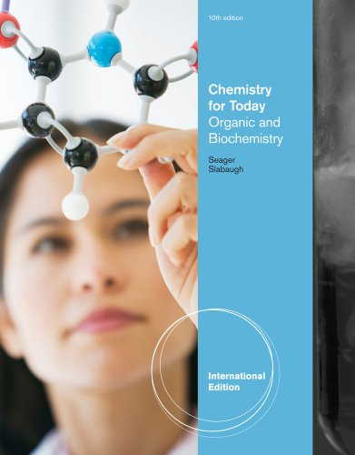 9780538734295: Chemistry for Today: General, Organic, and Biochemistry