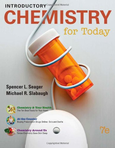 9780538734301: Introductory Chemistry for Today