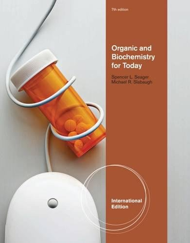 9780538734851: Organic and Biochemistry for Today, International Edition