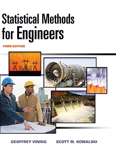 9780538735186: Statistical Methods for Engineers