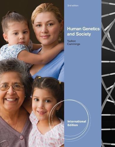 9780538735339: Human Genetics and Society