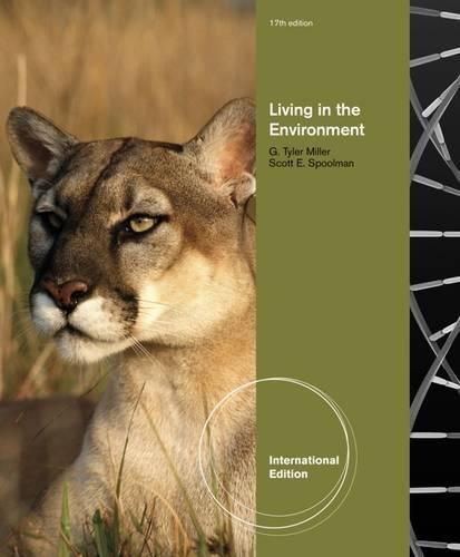 9780538735353: Living in the Environment. G. Tyler Miller, JR., Scott E. Spoolman
