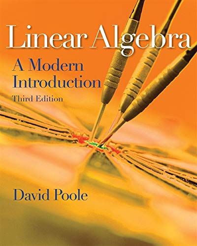 9780538735452: Linear Algebra: A Modern Introduction (Available 2011 Titles Enhanced Web Assign)