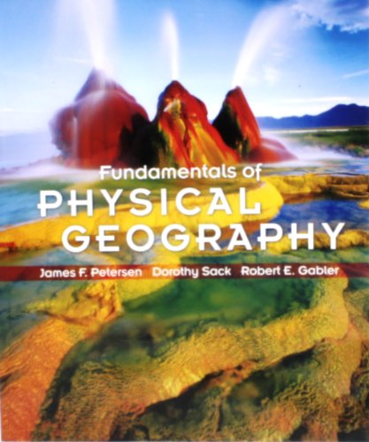 9780538735933: Fundamentals of Physical Geography