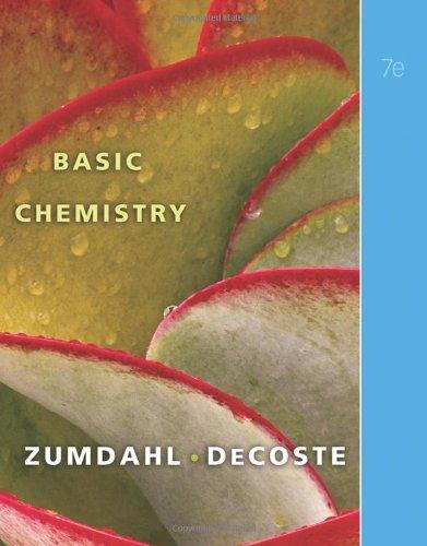 9780538736374: Basic Chemistry