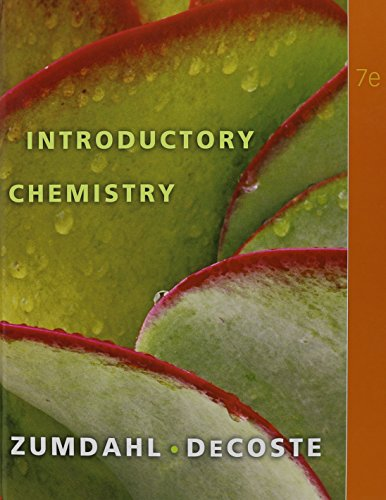 9780538736381: Introductory Chemistry