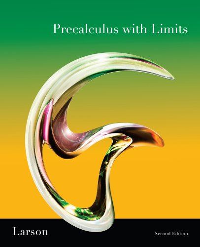 9780538736596: Precalculus with Limits